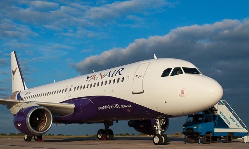 Аэропорт Винница выиграл в суде у Yanair полмиллиона