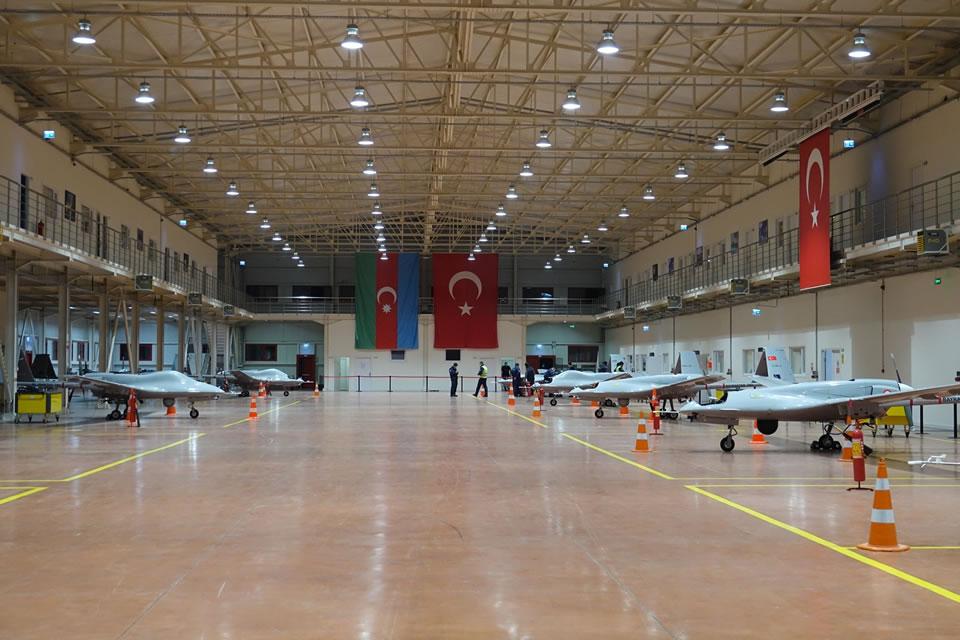 В Турции показали новую модификацию Bayraktar TB2
