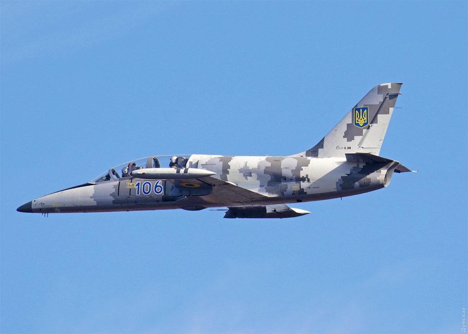 В Одессе для Воздушных Сил отремонтируют два двигателя к самолетам L-39