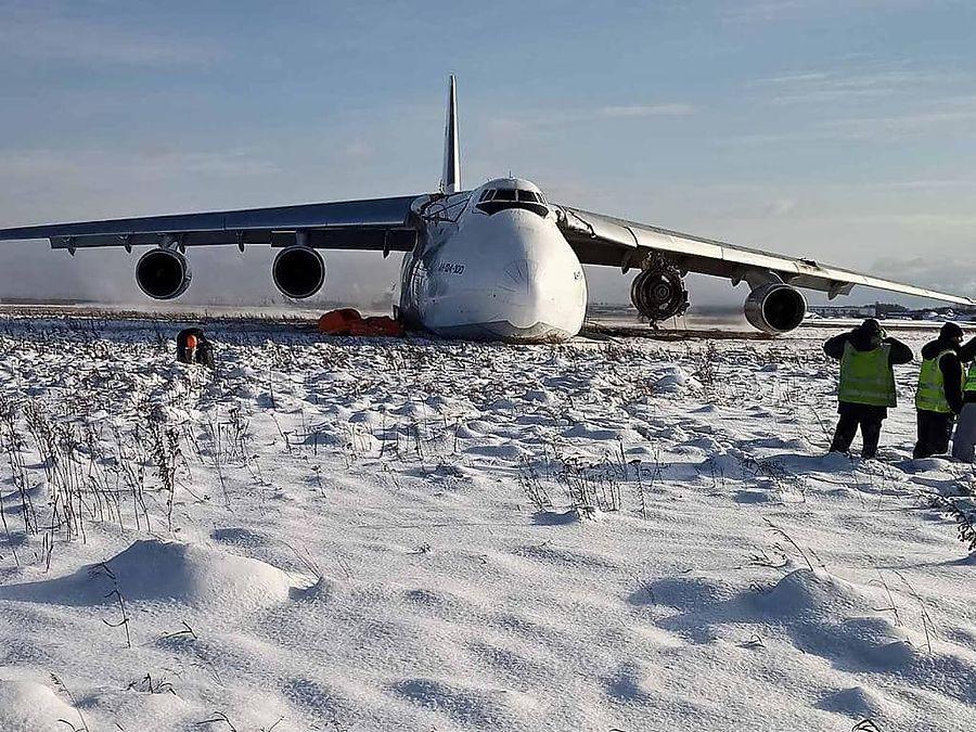 В РФ продолжают летать на неисправных