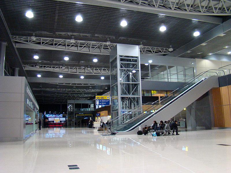В Международном аэропорту «Харьков» побывали иностранные эксперты