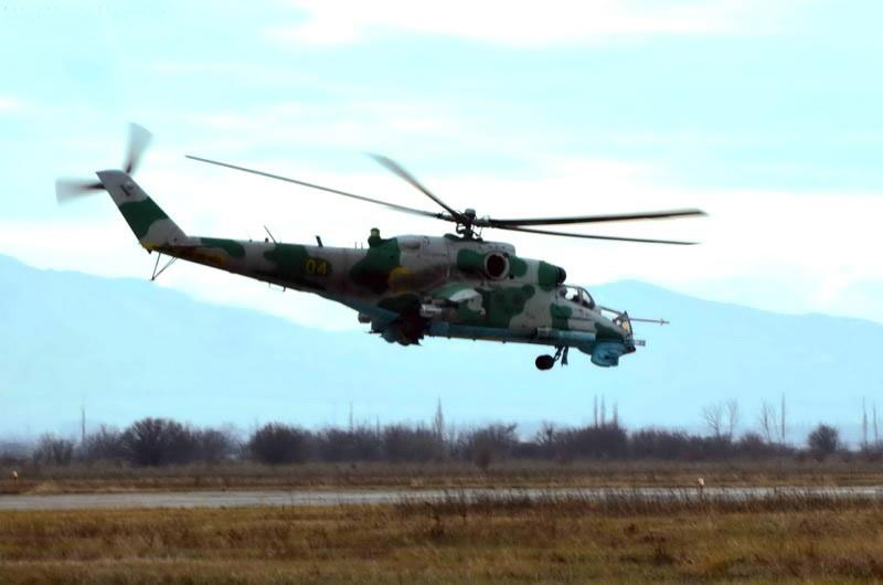 Sagem вернулась в проект модернизации украинских Ми-24