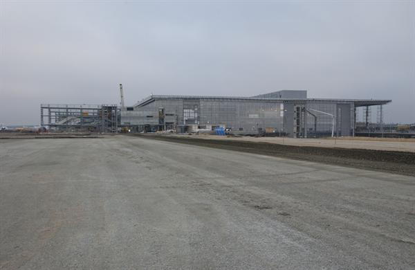 Новый аэропорт в Донецке начнет эксплуатироваться с летним расписанием