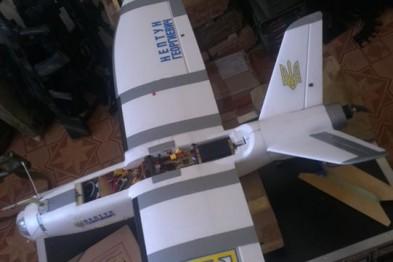 Полку «Азов» в Мариуполе подарили беспилотник