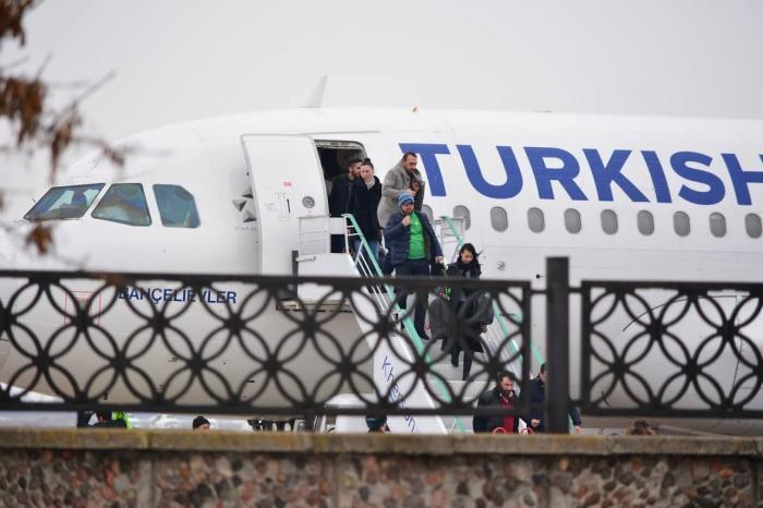 """Херсонский аэропорт стал первым в Европе по заполняемости у """"Турецких авиалиний"""""""