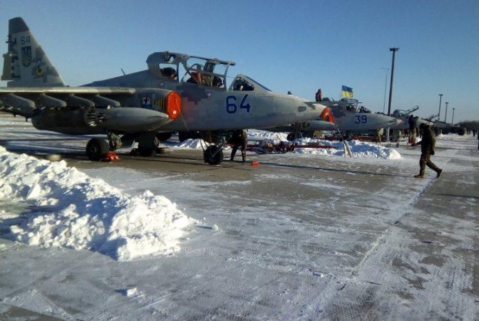 Как усилилась украинская боевая авиация в 2017 году