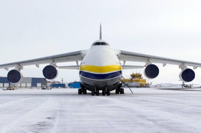 """""""Антонов"""" на 26% увеличил объем авиаперевозок, избавившись """"кабального"""" договора с россиянами"""