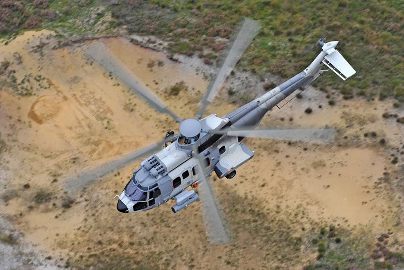 Венгрия заказывает 16 многоцелевых вертолетов H225M