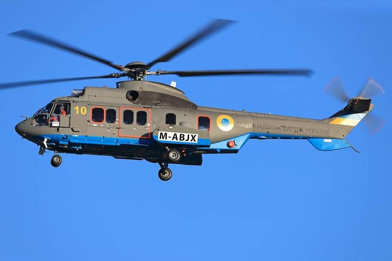 ГПСУ получит 24 французских вертолета