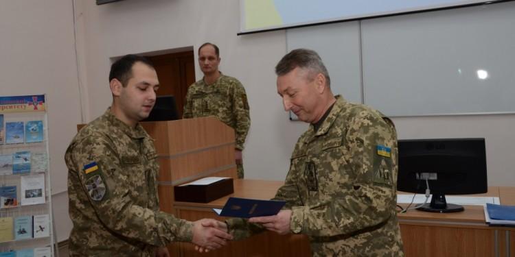 Курсанты ХУВС прошли теоретическую подготовку для Ми-8МСБ-В