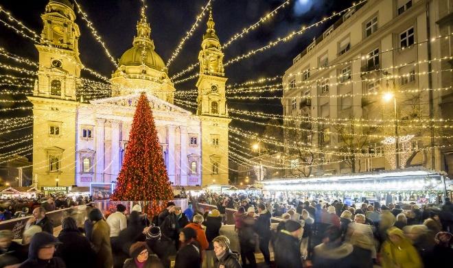 Гид по лучшим европейским рождественским ярмаркам