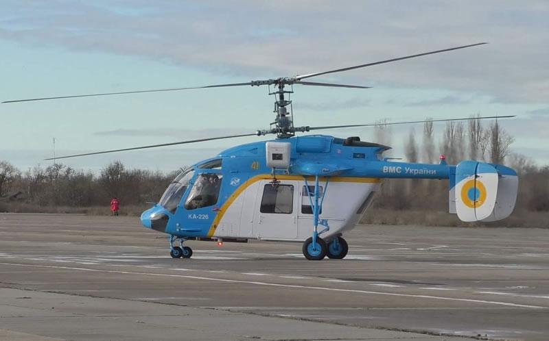 Ка-226 вернулся в строй