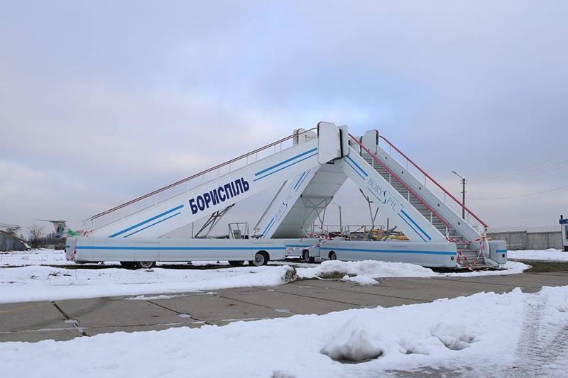 Киевский авиамузей получил новые экспонаты
