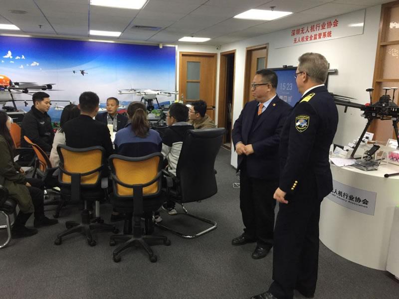 НАУ сотрудничает со Всемирной федерацией беспилотной авиации