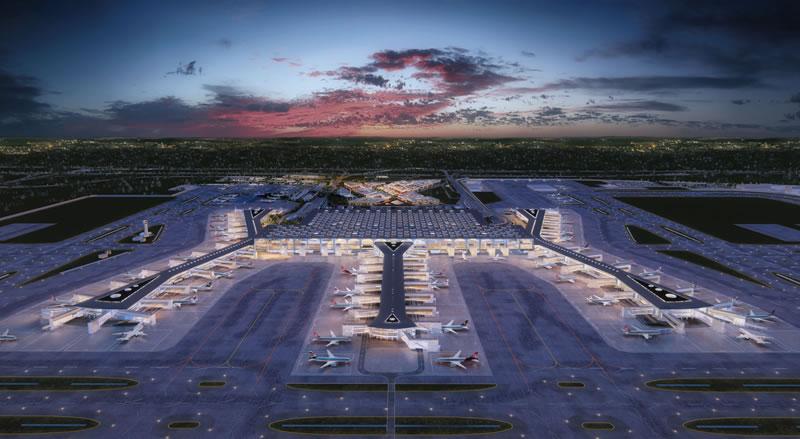 МАУ переносит рейсы в новый аэропорт Стамбула