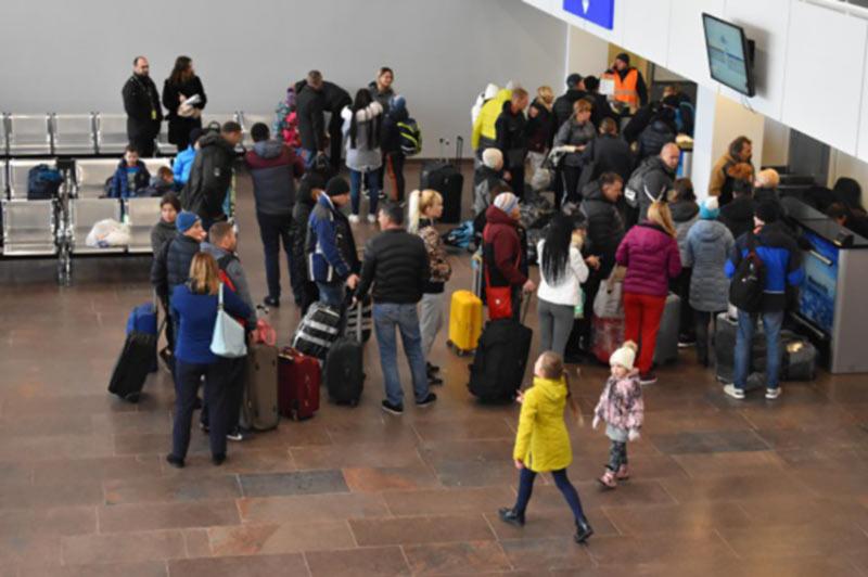 Попытаемся запустить регулярные авиарейсы из Николаева в разные регионы Украины, - губернатор Савченко