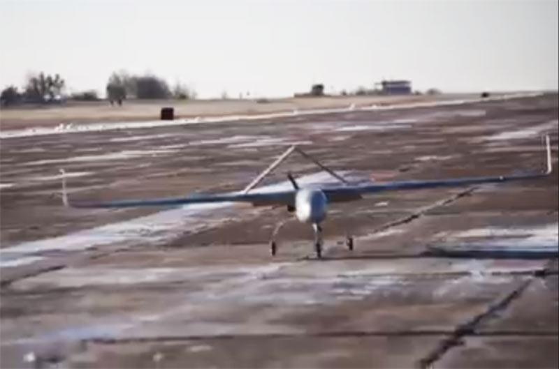 На Донбассе тренировались уничтожать вражеские беспилотники (видео)