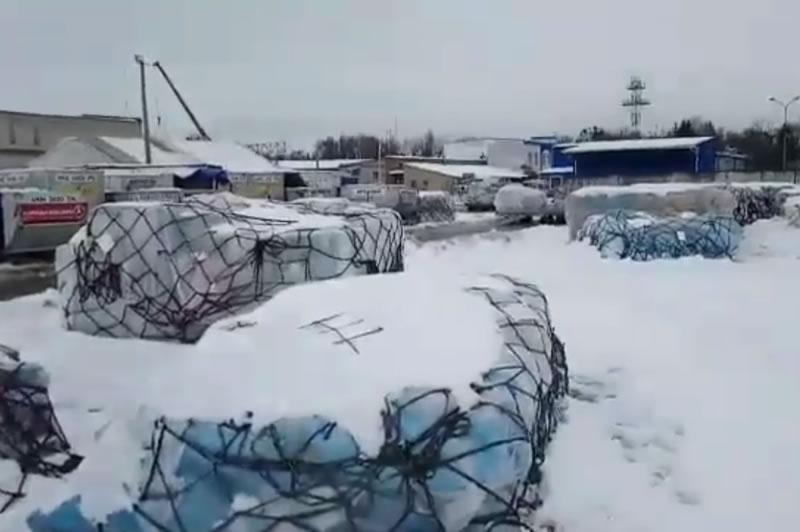 """В """"Борисполе"""" снесут старый грузовой терминал"""