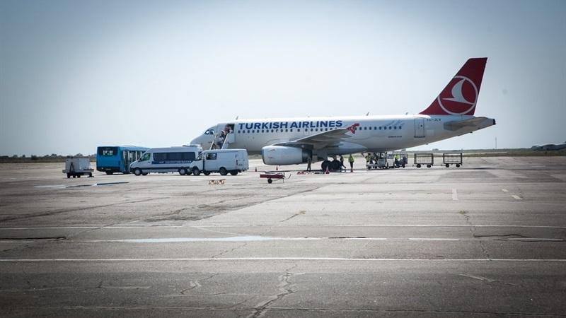 Турки выиграли тендер на капремонт аэродромных покрытий в аэропорту Запорожье