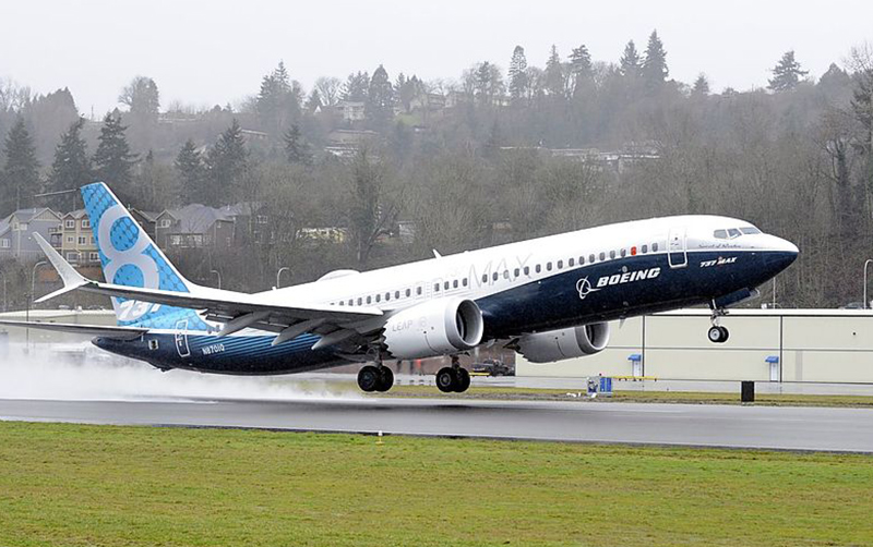 FAA сделала большой шаг к возвращению Boeing 737 MAX