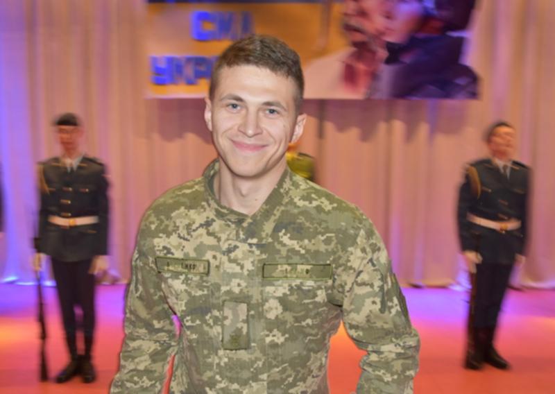 Харьковский курсант награжден орденом