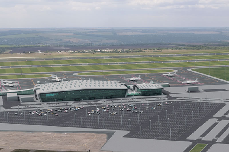 Аэропорт Днепра: четвертая попытка
