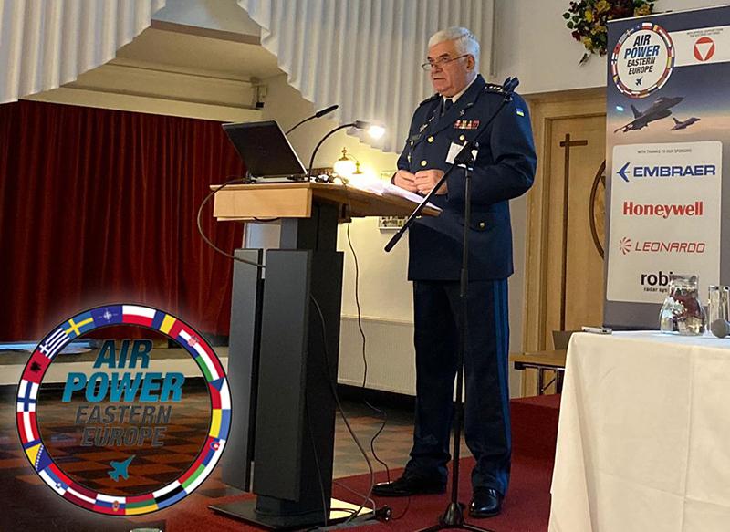 Командующие Воздушных Сил Восточной Европы обсуждают коллективную безопасность