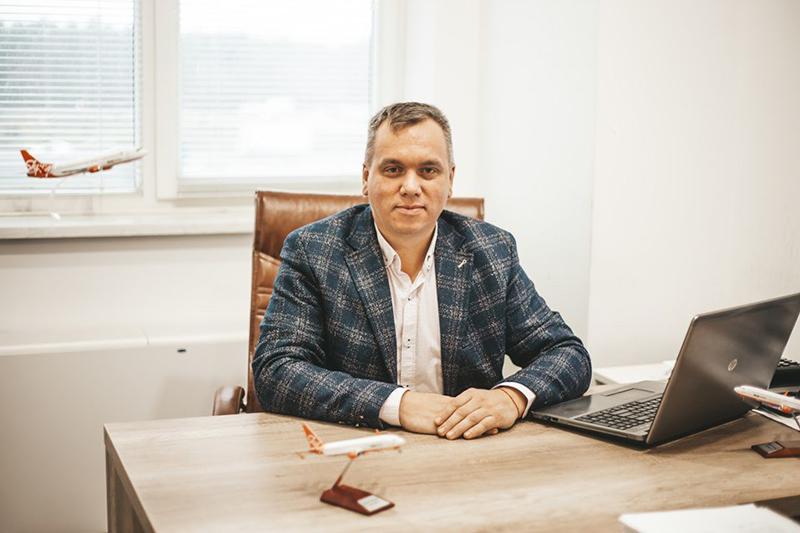 Директор SkyUp о развитии компании, бюджетных ценах и полетах из Львова