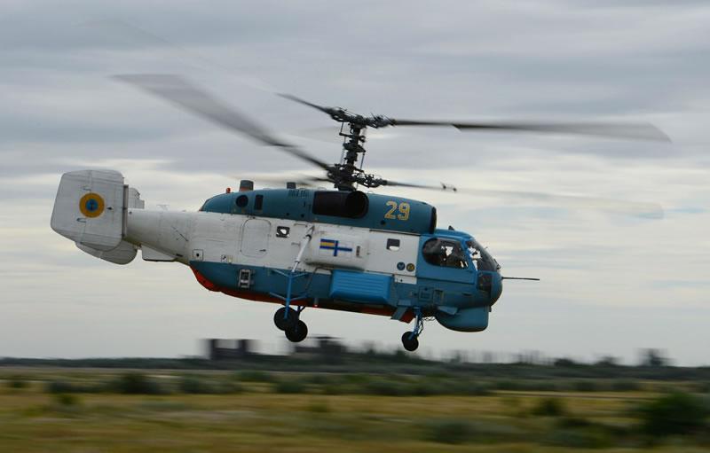 «Авиакон» осваивает капитальный ремонт вертолетов типа Ка-27