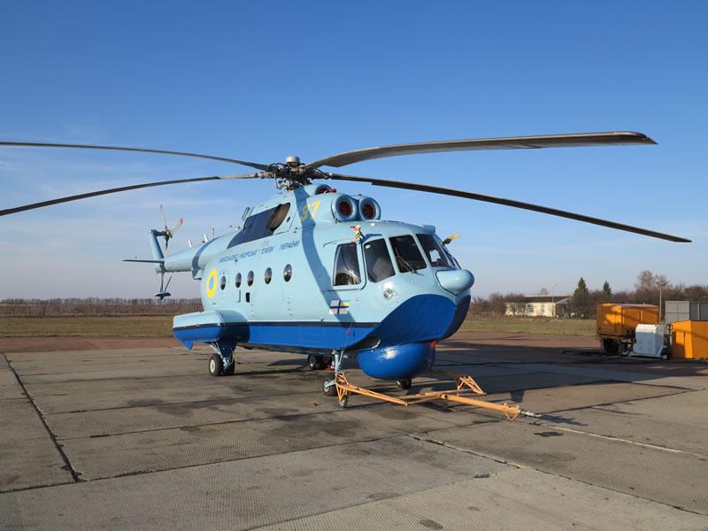 """""""Авиакон"""" передал ВМС модернизированный Ми-14ПЧ"""