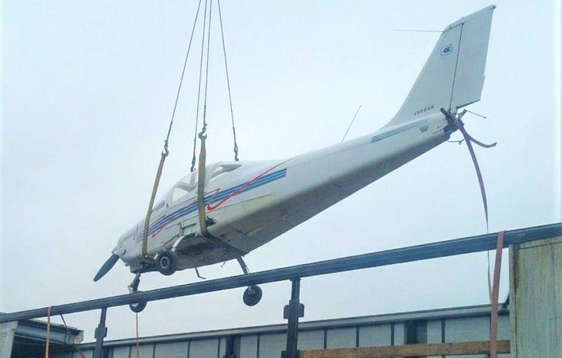 НАУ получил учебные самолеты