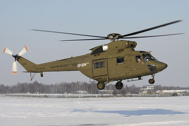 """ВСУ поддерживают инвестиции в украинский вертолет """"Атаман"""""""