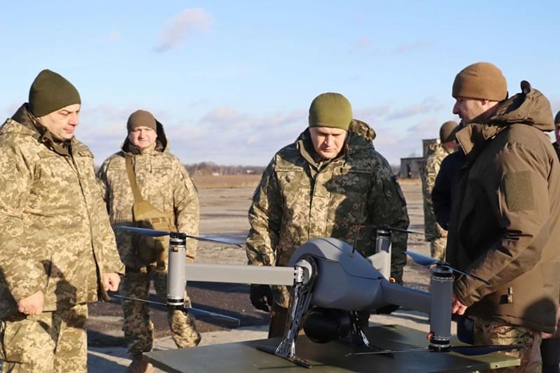 На аэродроме «Певцы» испытали современные БПАК