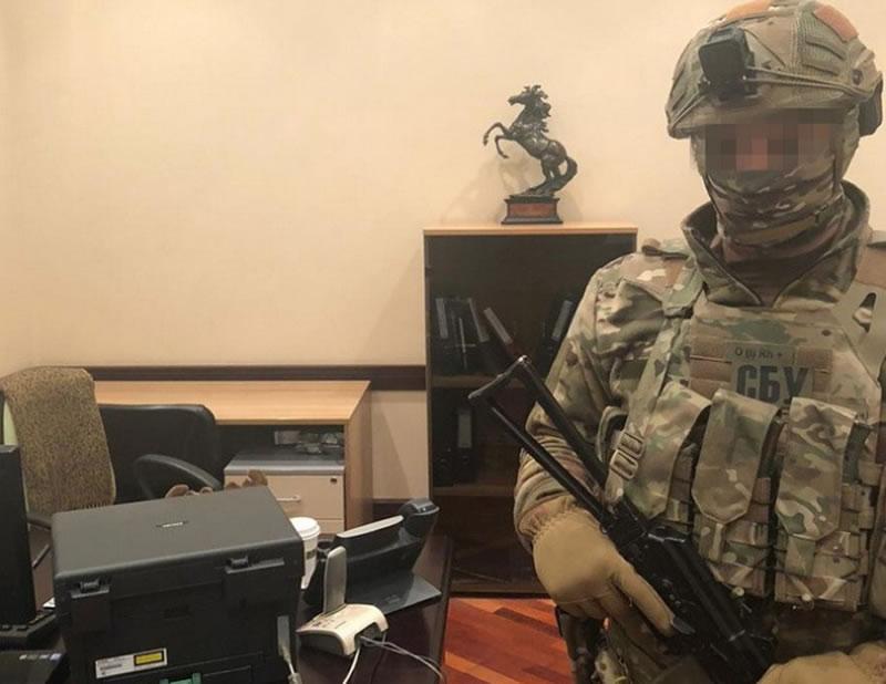 Генпрокуратура провела обыски в одесском аэропорту