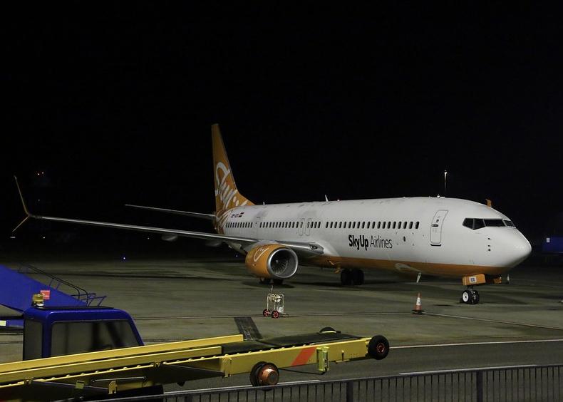 Авиакомпания SkyUp Airlines расширяет вид деятельности