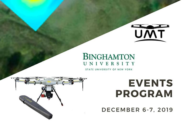 Компания UMT проводит презентацию БПЛА