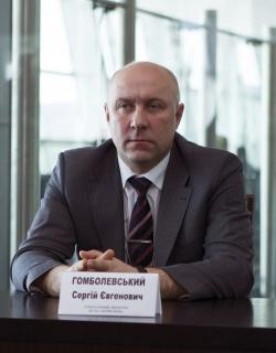 Сергей Гомболевский, генеральный директор МА «Борисполь»